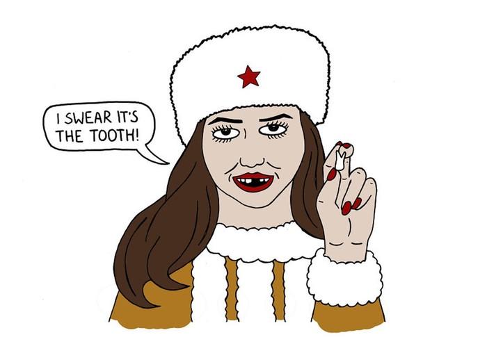 Русские поговорки в представлении иностранцев