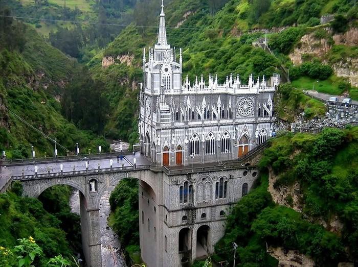 Самые красивые церкви мира