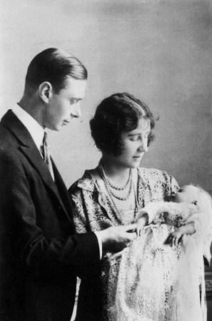 Рис.2.2.4.9 Принц Альберт с супругой, Принцессой Елизаветой-Марией (1894-19--), дочерью Короля Румынии Фердинанда I и Королевы Марии (297x450, 75Kb)