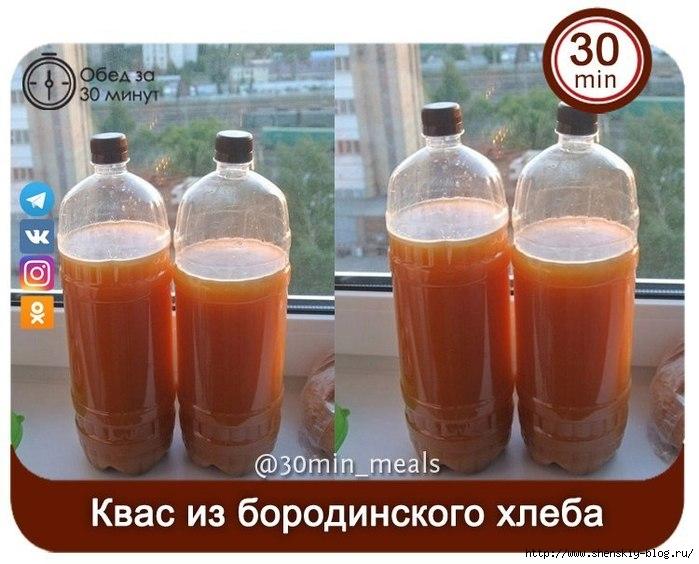 квас из бородинского хлеба/4121583_uH2VH9PyyGc (700x564, 199Kb)
