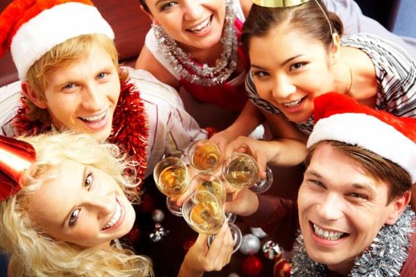 А знаете ли Вы: где и как встречают Новый год?
