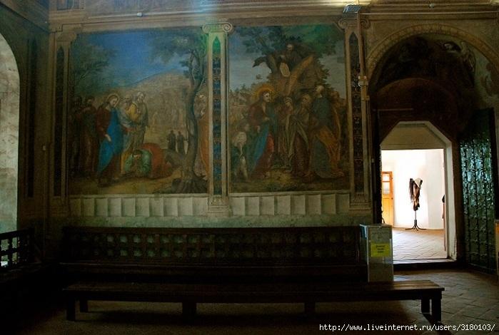 _фрески в полутьме (700x470, 214Kb)