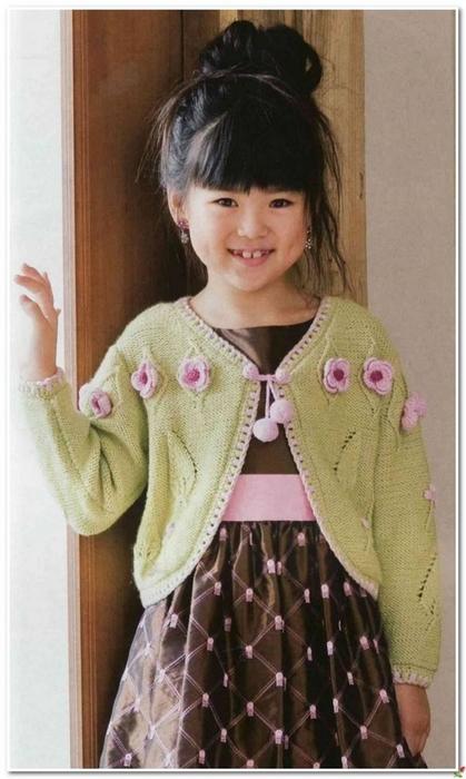 Вязание спицами. Детский жакет./3071837_151 (419x700, 197Kb)