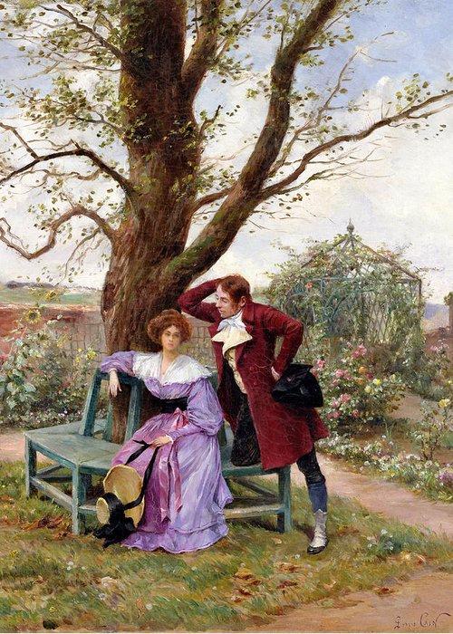 flirtation-georges-jules-auguste-cain (500x700, 480Kb)