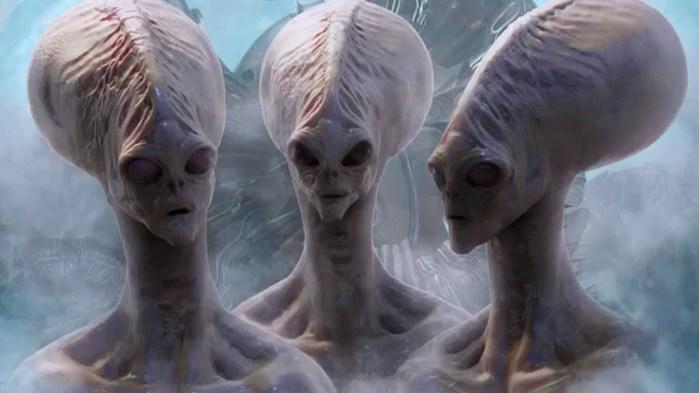 Третье послание инопланетян человечеству