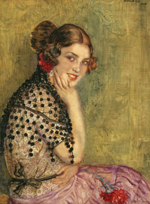 George Owen Wynne Apperley7 (516x700, 410Kb)