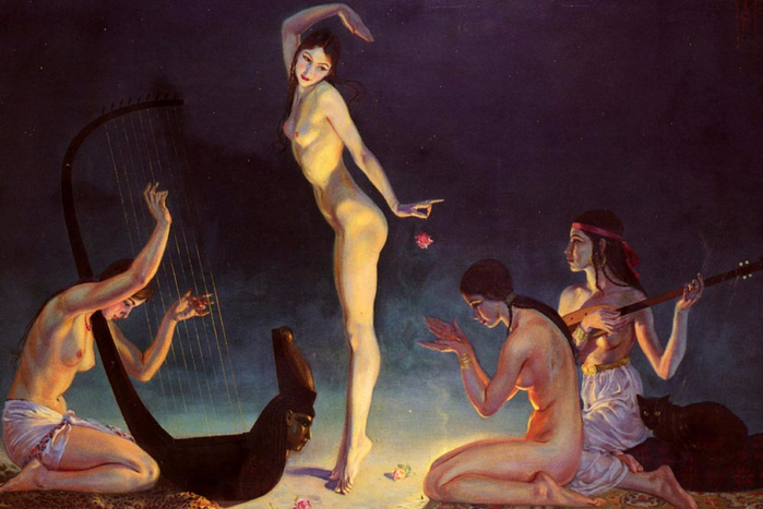 George Owen Wynne Apperley14в (700x467, 298Kb)