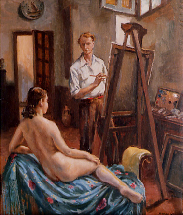 George Owen Wynne Apperley20яя (379x443, 219Kb)