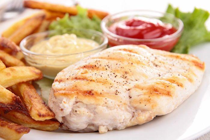 Что делать с куриной грудкой? 10 вкусных идей!