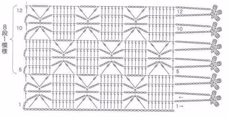 uzor-pauchki-i-kvadraty-crochet-pattern-spiders-and-squares2 (450x231, 106Kb)