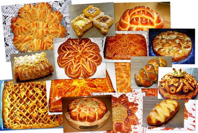 Как сделать разные пироги 154