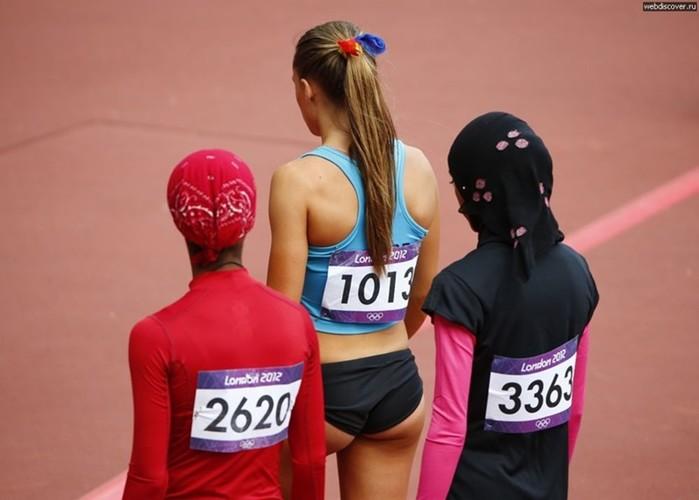 Столкновение двух цивилизаций в спорте