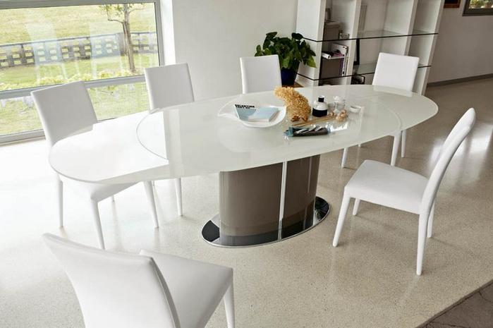 Кухонные столы и современные тенденции, диктуемые временем!