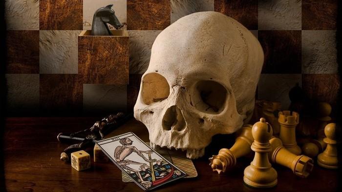 История изобретения шахмат