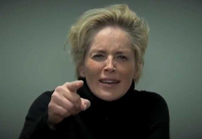 Шэрон Стоун ответила на оскорбительное письмо Мадонны