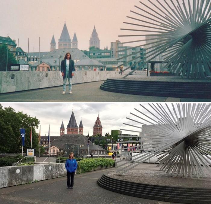 Фотопроект «Тридцать лет спустя»