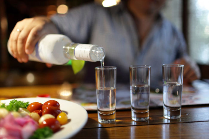 Горілка (міцний алкогольний напій)