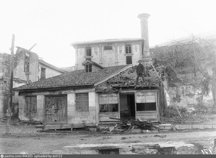 Бахчисарай. Мечеть Ешиль-Джами. 1927 (700x511, 206Kb)