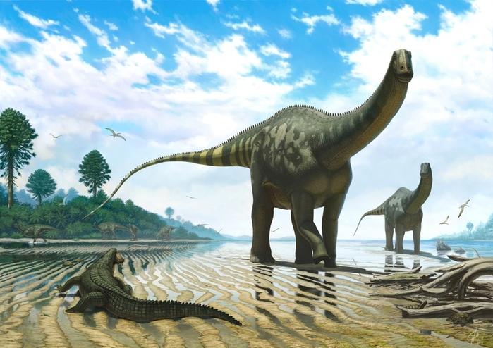 Все заблуждения о динозаврах