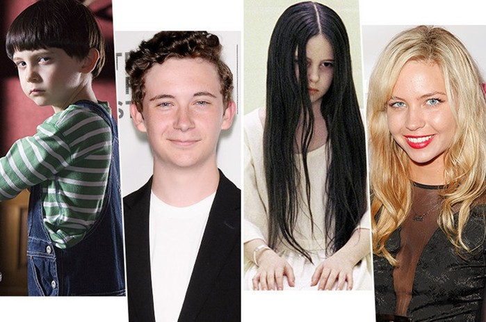 Какими стали дети-актеры из фильмов ужасов
