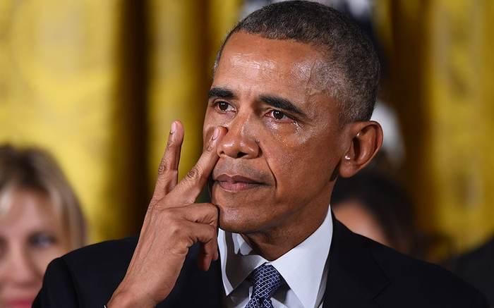 Диктор показала фак Обаме в прямом эфире (видео)