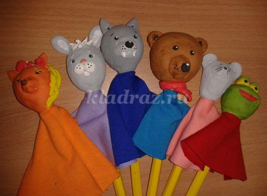 Поделки - птицы своими руками из разных материалов. Мастер