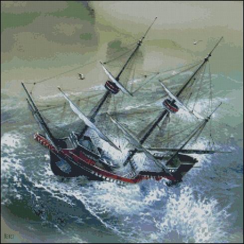 Кораблекрушение_А (490x490, 323Kb)