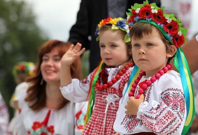 Українець (представник словянського народу)