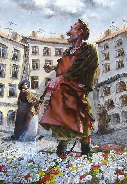 Красавицы толстушки художника Александра Иванова