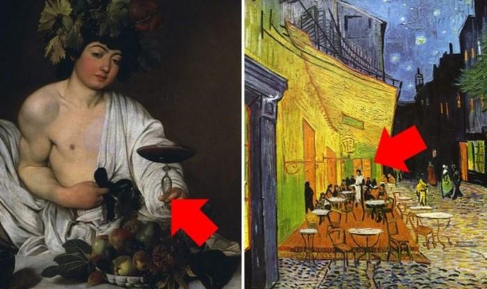10 знаменитых картин, в которых скрыты тайные сообщения