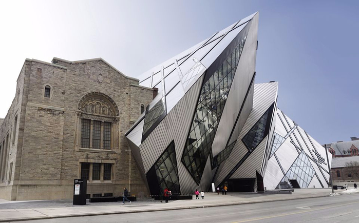 Королевский музей Онтарио  1 (700x435, 241Kb)