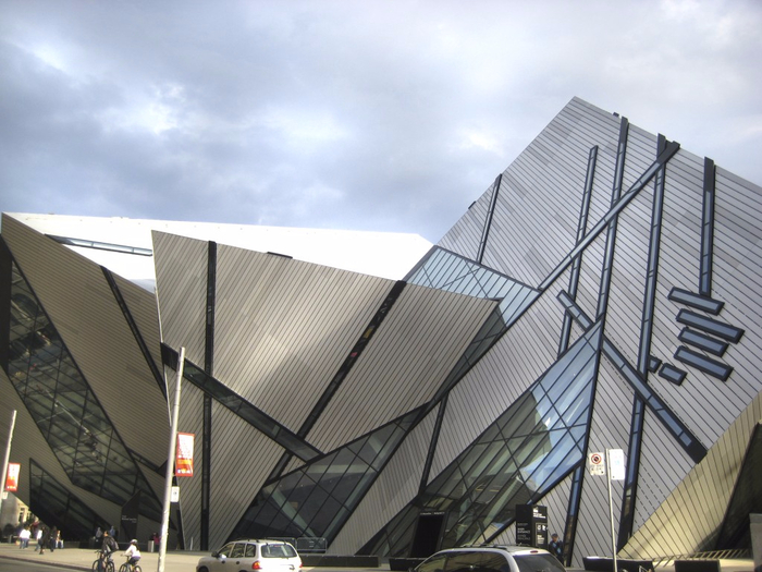 Королевский музей Онтарио  3 (700x525, 350Kb)