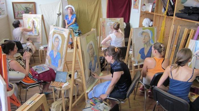 Как раскрыть свой талант на курсах рисования (2)