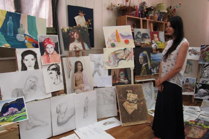 Как раскрыть свой талант на курсах рисования (4)