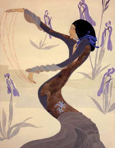 Iris, 1929 (397x512, 207Kb)