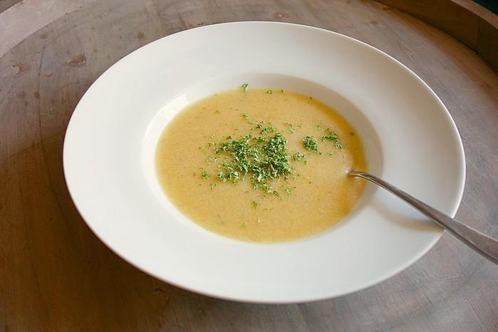 Диетический суп с манной крупой (пошаговый рецепт)