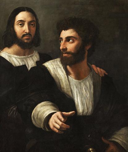 Рафаэль Санти - интересные факты из жизни художника