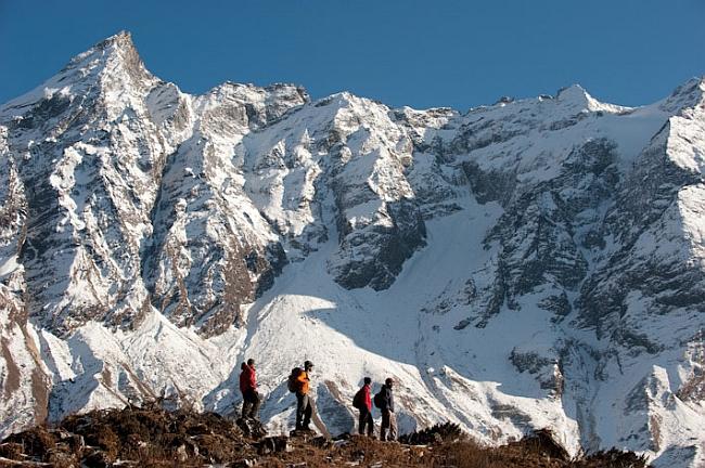 Гималайский рекорд