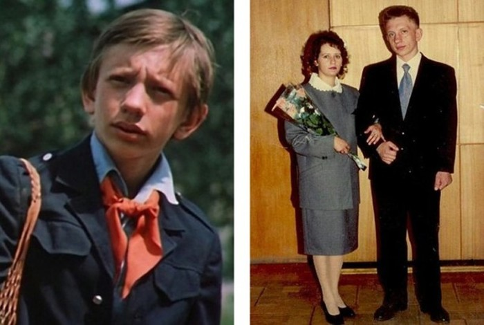 Как выглядят юные актеры советского кино? Чем они занимаются во взрослой жизни
