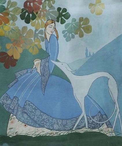 Akvarel Diana. (422x503, 183Kb)