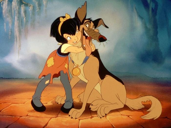 Самые лучшие мультфильмы о собаках (Топ-15)