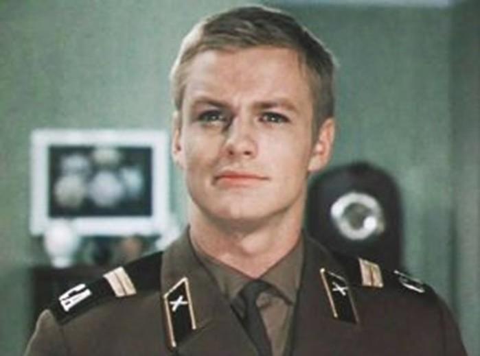 Самые красивые мужчины-актеры советского кино