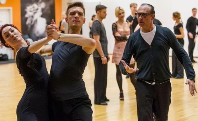Позиция в европейской программе спортивно-бальных танцев