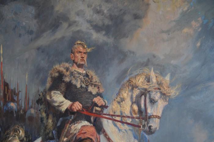 Запорожец на престоле