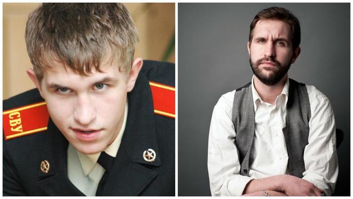 Актеры сериала «Кадетство» 10 лет спустя