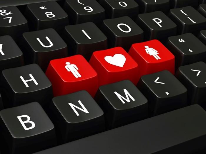Преимущества виртуальных знакомств