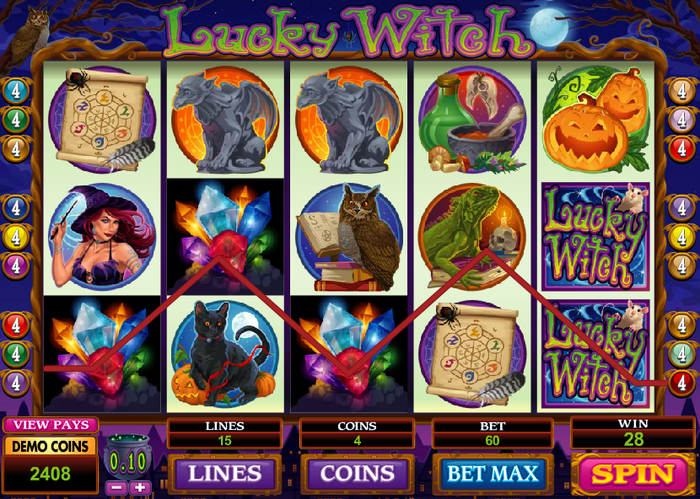 1. Lucky Witch (700x499, 589Kb)