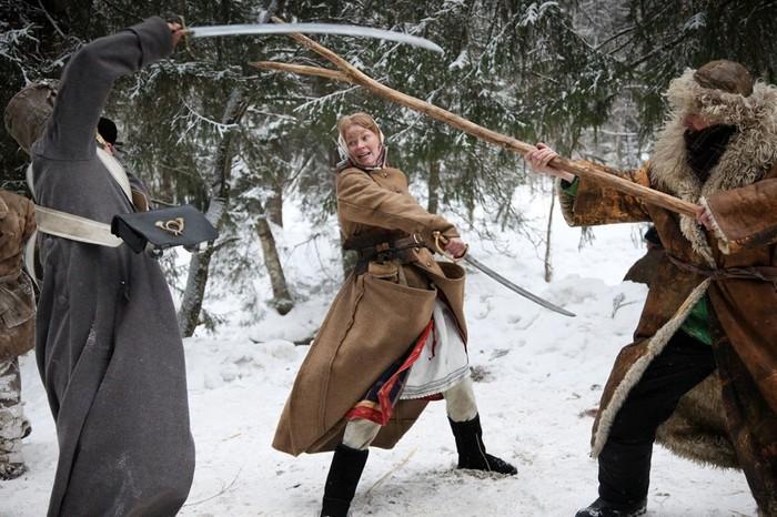Российская блондинка в законе   15 ролей актрисы Светланы Ходченковой