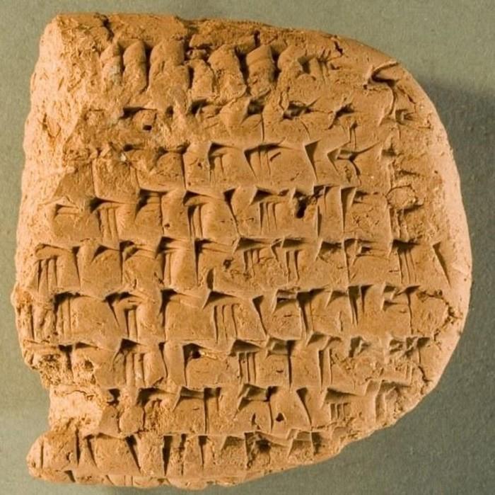 Самая древняя библиотека мира в Ниневии