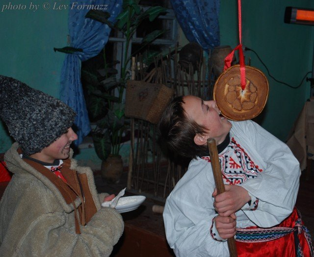 Калита (праздничный корж)